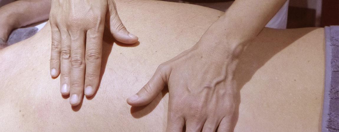 Curso de drenaje linfático manual