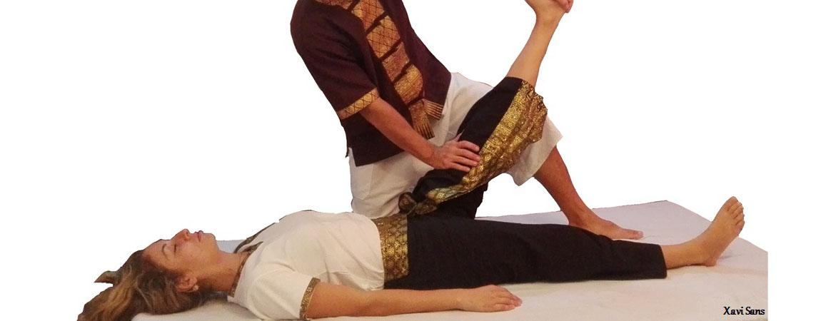 Curso de Masaje Tailandés en Barcelona
