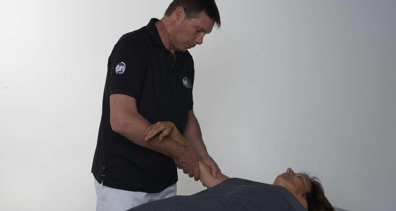 Quiromasaje para la sobrecarga muscular de las manos